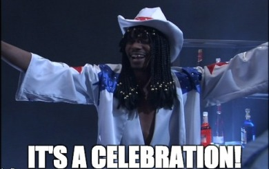 It's A Celebration