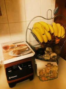 Vitamix & recipe book