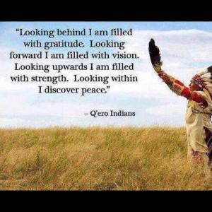 Q'ero Indians